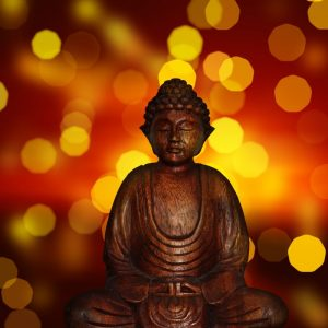 Buddha Statue for advanced feng shui reading